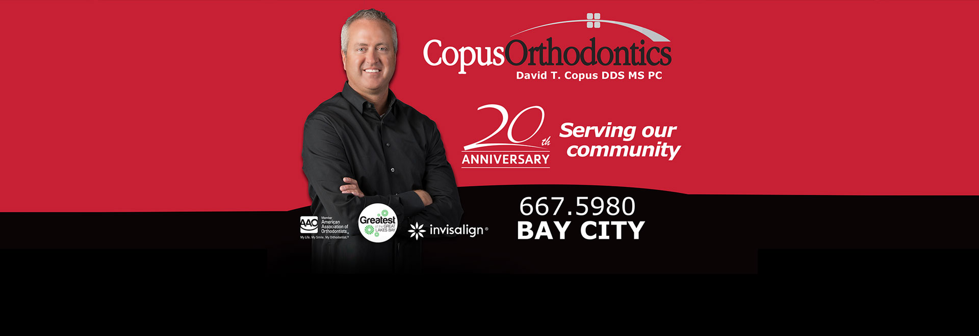 Copus Orthodontics 20th Anniversary